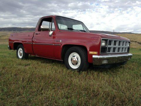 1981 GMC Sierra 1500 na prodej