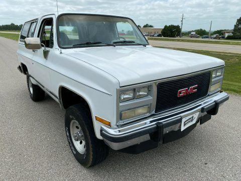 1991 GMC Jimmy K5 na prodej